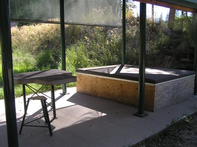 Outdoor Shooting Range Design Plans http://www.progunleaders.org/ranges/construction.html